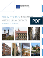 EFFESUS Energy Efficiency in European historic urban districts
