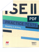 ISE II Practice tests Reading-Writing