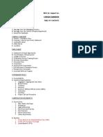 Employee Handbook Proposal