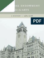 NEA History 1965-2008