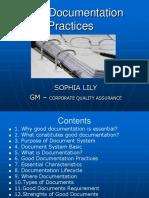 93212429-Good-Documentation-Practices.ppt