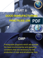 256364568 Good Manufacturing Practices