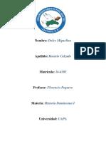 Tarea II de Historia dominicana.docx