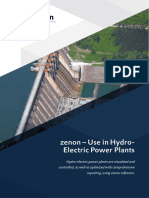 Zenon for Hydro Power SL En