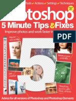 Photoshop 5 Minute Tips & Fixes Vol.1