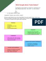 Checkliste Wird Google Deine Texte Lieben1
