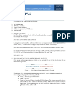 5-Chapter 2 IPV6 - Selected Topic