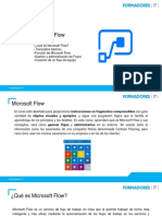 Formacion Office 365 - Microsoft Flow