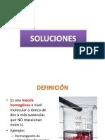 3.1 SOLUCIONES