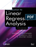 Regression Analysis Willey Publication