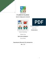 Cuadernillo Del Cuidado de Las Plantas (1)