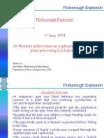 # Flixborough Explosion
