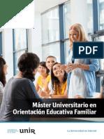 M O Orientacion Educativa Familiar Esp