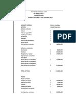 Taller Análisi Finaciero