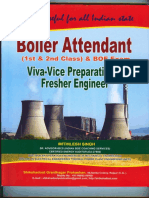 Boiler Attandant & BOE Exam Viva Voce Book