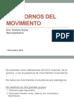 Trastornos Movimientos