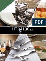 Catalogo Irvix 2016