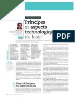 Laser Principes Et Aspects Technologiques