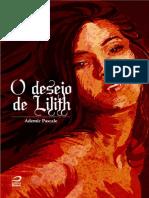 O desejo de Lilith