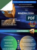 -Mineralogia