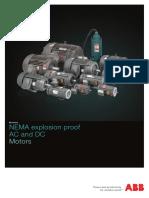 Abb Nema Explosion Proof Ac & Dc