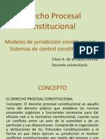 Modelos y Control Constitucional