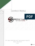 Company Profile APOL