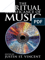 The Ritual Significance of Music