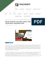 2019 DepEd Guidelines for Master Teacher Promotion - TeacherPH.pdf