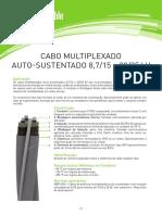 Cabo Multiplexado 8,7 15 a 20 35 KV Web catálogo