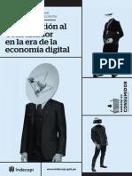 Protección al consumidor en la era de la economía digital
