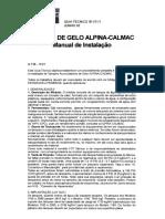 Manual Alpina Calmac