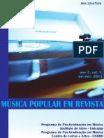 Revista de Música Popular