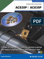Ac 800 Series Brochure
