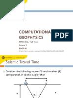 Octave Computational Geophysics - Course02