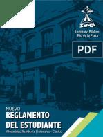 Nuevo Reglamento del Estudiante Residente _ Clásico - Intensivo.pdf