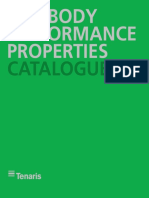Pipe Body Properties-catalogue