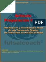 Planificacion Anual Plata2016