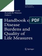 Handbook of Disease Burdens and Quality of Life Measures - V. Preedy, R. Watson (Springer, 2010) WW
