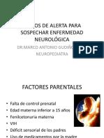 Presentacion Signos de Alerta Para Detectar Enfermedad Neurologica