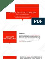Presentación sobre el Conflicto y Frustración