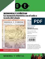 Lanzamiento Desfiladero Ediciones Octubre 2019
