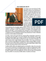 Raúl Carrancá y Rivas [Una Teoría del Delito]