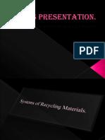 Evs Presentation (Ppt)