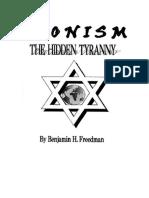 ZIONISM_THE HIDDEN TYRANNY