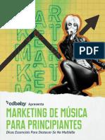 Music Marketing 101 2019 PT
