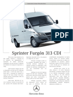 Sprinter 313cdi