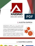 Presentación Mantenimiento Andino 2019