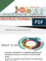 Instructional design for EdTech