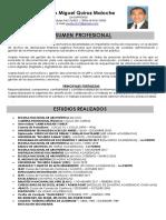 CV DOCUMENTADO Pedro Quiroz Junio 2019.pdf